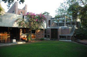 インド経済大学院・バンガロール校のデザイン