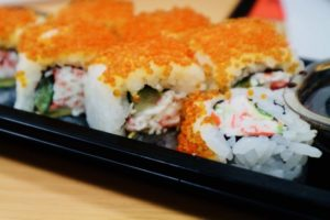 SUSHI JUNCTIONのお寿司