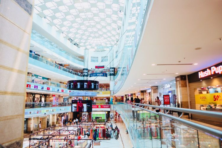 Ambience Mall(1kmモール)