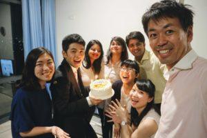 Miraist party