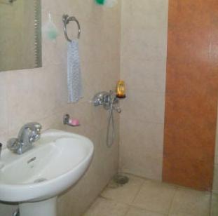 インドのシャワールーム