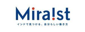 Miraist ロゴ